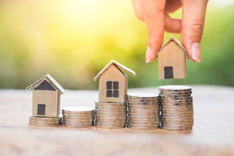 Being a successful property investor.