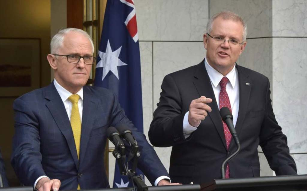Scott Morrison- The Property Persons' Prime Minister