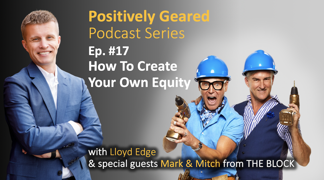 Episode 17: How To Create Your Own Equity
