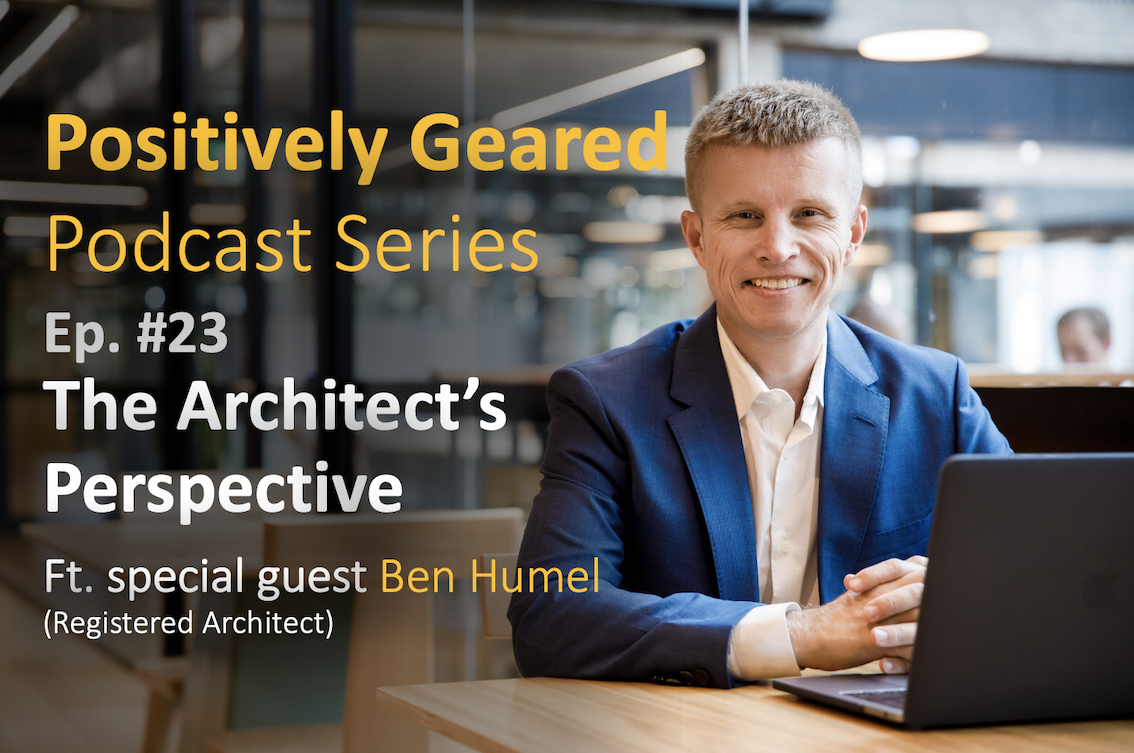 Episode 23: The Architect's Perspective