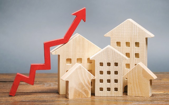 Top tips on finding and buying property under its market value.